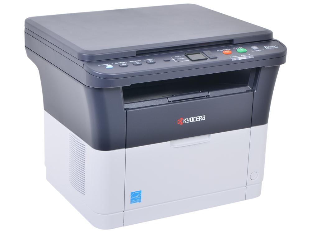 МФУ Kyocera FS-1020MFP (копир, принтер, сканер, 20 ppm, A4) цена