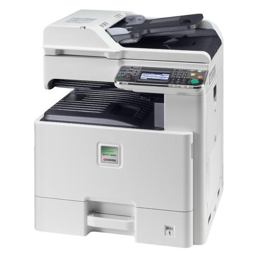 МФУ Kyocera FS-C8525MFP (копир, принтер, сканер, факс, DADF, duplex, LAN, 25 ppm, A3)