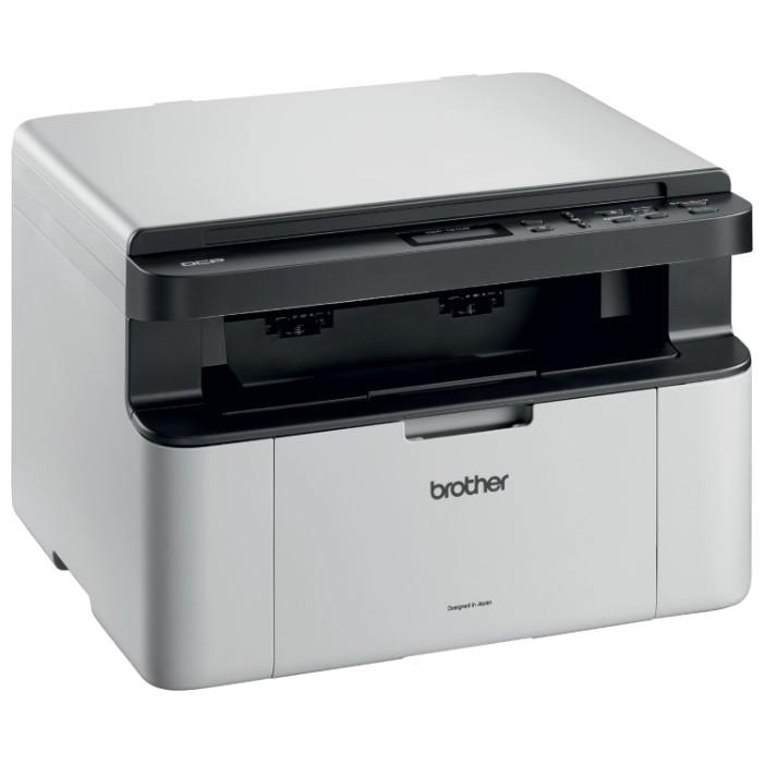 МФУ Brother DCP-1510R монохромное/лазерное A4, 20 стр/мин, 150 листов, USB, 16MB мфу лазерное brother dcp 1610wr