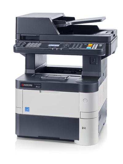 МФУ Kyocera M3540DN (копир, принтер, сканер, факс, печать до 40 страниц A4)  замена FS-3140MFP+