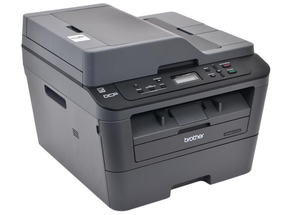 МФУ Brother DCP-L2540DNR лазерный, принтер/ сканер/ копир, A4, 30стр/мин, дуплекс, ADF, 32Мб, USB, LAN стоимость