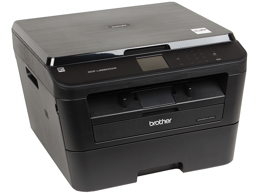 МФУ Brother DCP-L2560DWR лазерный, принтер/ сканер/ копир, A4, 30стр/мин, дуплекс, 64Мб, USB, LAN, WiFi лазерное мфу brother dcp l2560dwr