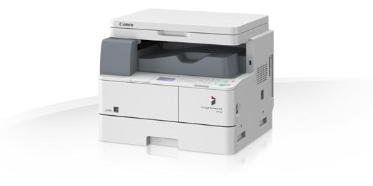МФУ Canon IR1435 (ч/б, 35копий/мин, A4, LAN, USB 2.0, C-EXV50 на 17600стр. в комплекте)