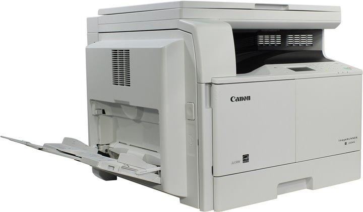 МФУ Canon IR2204N (с крышкой, 22 копий/мин, A3, LAN) замена iR2202N