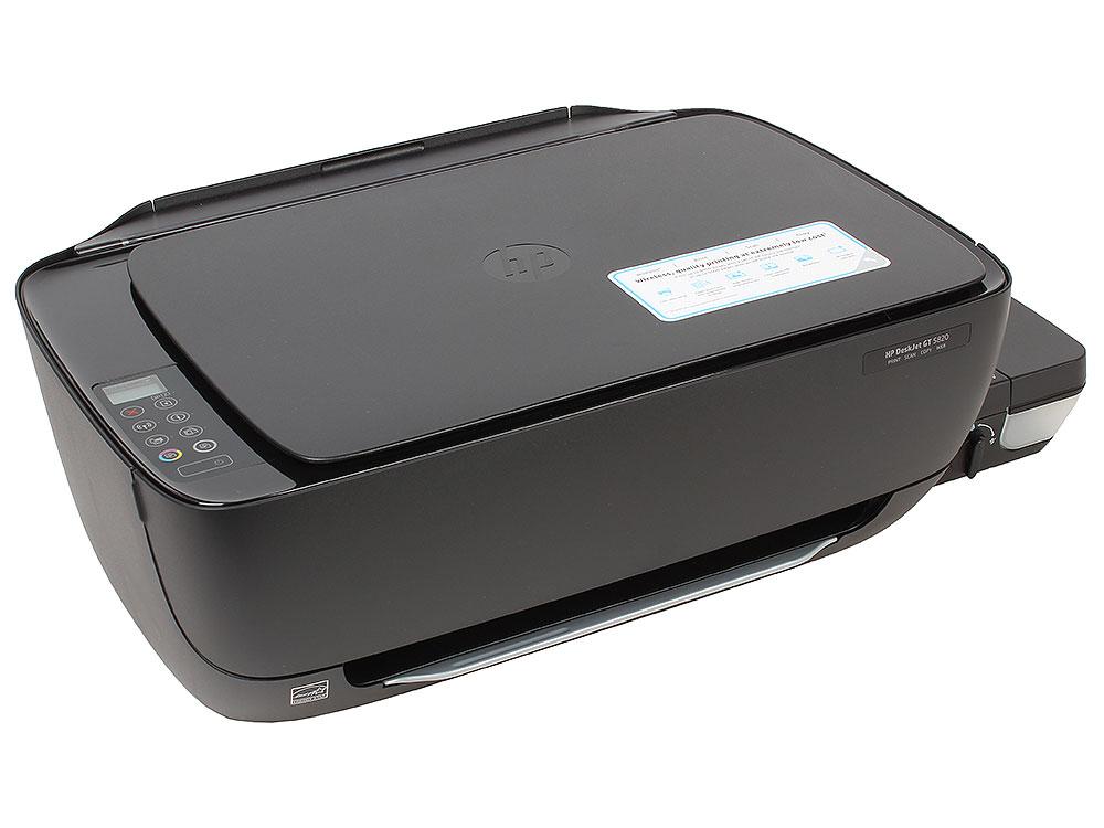 МФУ HP Deskjet GT 5820 СНПЧ, принтер/ сканер/ копир, А4, USB, WiFi