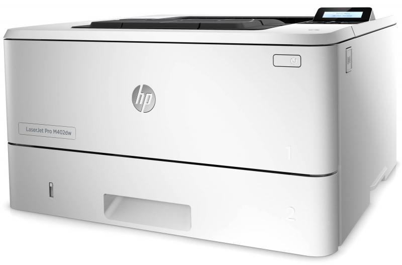 Принтер HP LaserJet Pro M402dw C5F95A ч/б A4 38ppm 1200x1200dpi Duplex Ethernet USB C5F95A hp laserjet pro m402n c5f93a 4 38ppm lan
