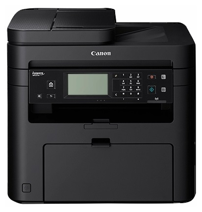 МФУ Canon I-SENSYS MF237w A4, 23 стр/мин, 250 листов + 35 листов,  Fax, USB, Ethernet, WiFi, 256MB