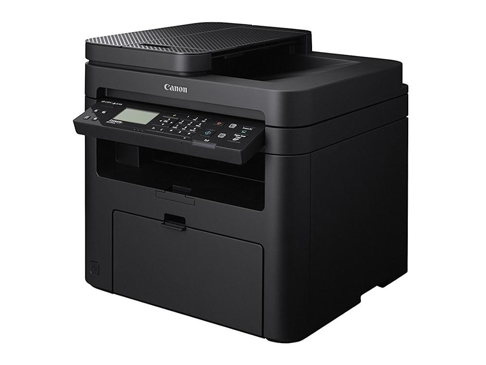 МФУ Canon i-SENSYS MF244dw (копир-принтер-сканер ADF, факс, дуплекс, LAN, Wi-Fi,  A4) замена MF217w