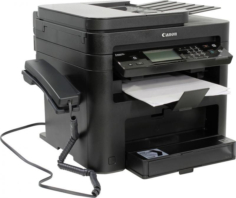 МФУ Canon i-SENSYS MF249dw (копир-принтер-сканер ADF, факс, LAN, Wi-Fi, A4)