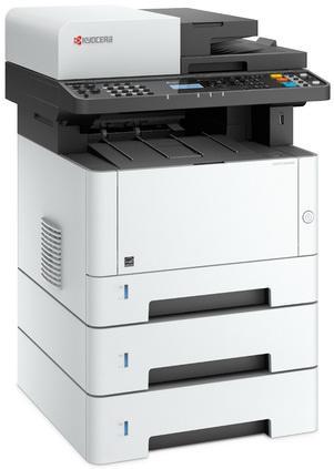 МФУ Kyocera M2040DN (копир, принтер, сканер, DADF, duplex, LAN, 40 ppm, A4)