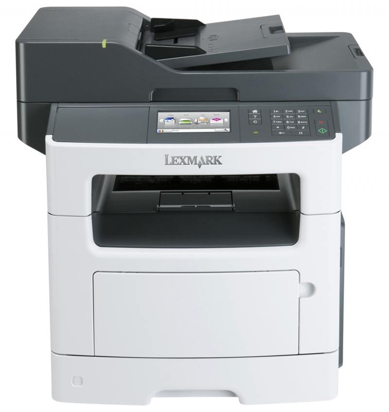 МФУ Lexmark MX511de ч/б А4 42ppm 1200x1200dpi Duplex USB белый 35S5803