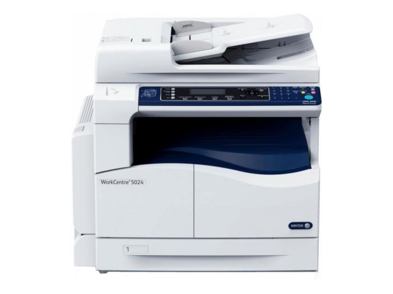 МФУ Xerox WorkCentre 5022V/U A3, 22 стр/мин, 380 листов, duplex, USB, Ethernet, 256MB мфу xerox workcentre wc5022dn a3 duplex net 5022v u 428418 лазерный белый синий