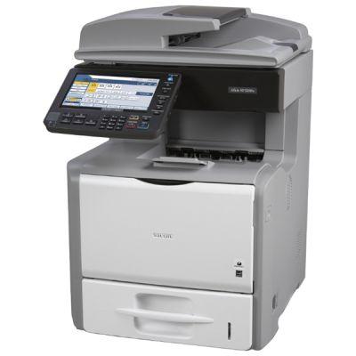 МФУ Ricoh SP 5210SF (406924) A4, 50 стр/мин, 700 листов, duplex, Ethernet, Wi-Fi, 1 GB, лоток 550 листов(406599)