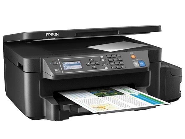 МФУ EPSON L605 (стр.+сканер/ копир duplex , Фабрика Печати)