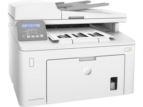 МФУ HP LaserJet Ultra M230sdn RU принтер/сканер/копир, A4, 28 стр/мин, ADF, дуплекс, USB, LAN (тонер на 15000стр)