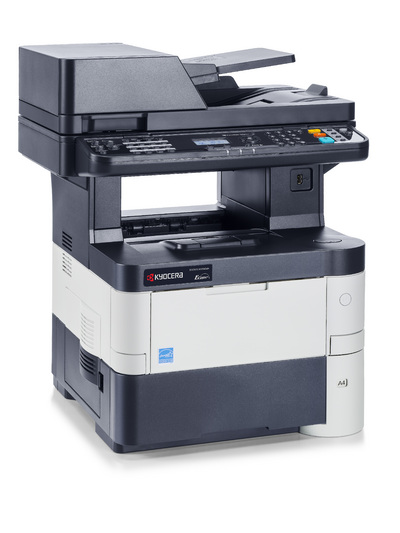 МФУ Kyocera M3040DN А4, 40 стр/мин, 600 листов, duplex, ADF, USB, Ethernet, 512MB