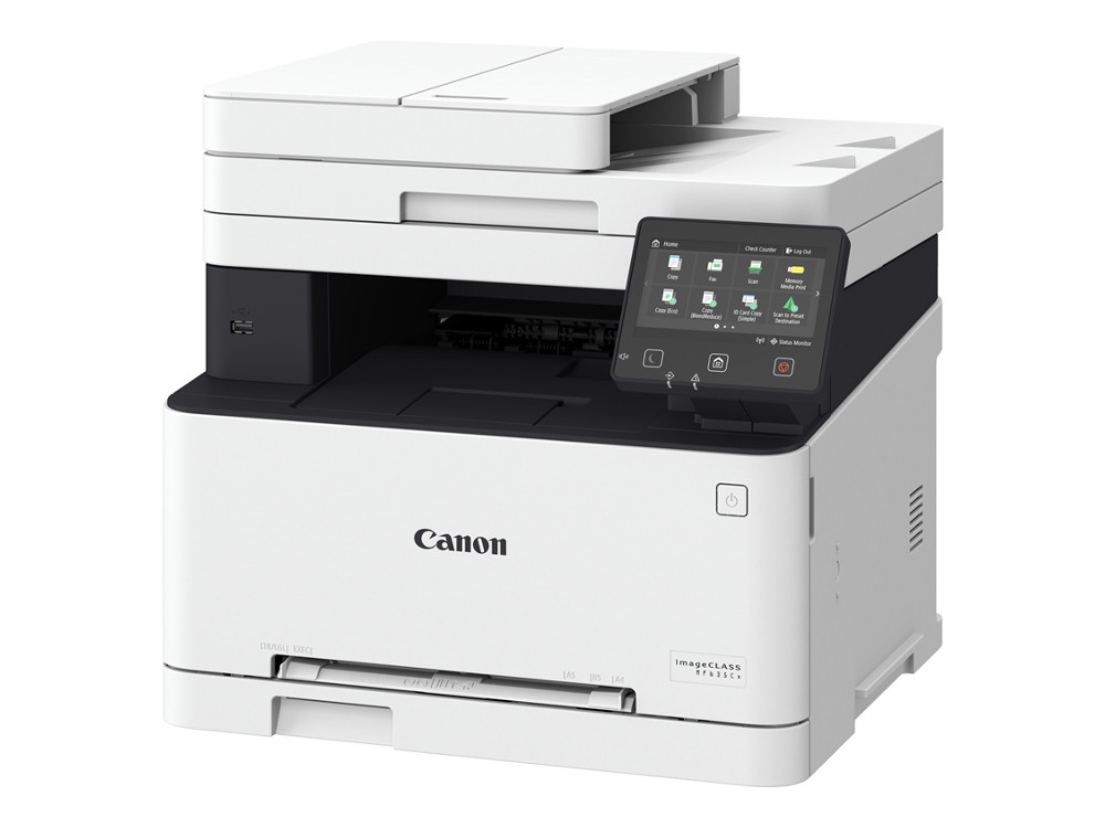 МФУ Canon i-SENSYS MF635Cx A4, 18 стр/мин, 150 листов, USB, Ethernet, WiFi, 1GB мфу epson l3050 a4 33 стр мин 100 листов usb wifi