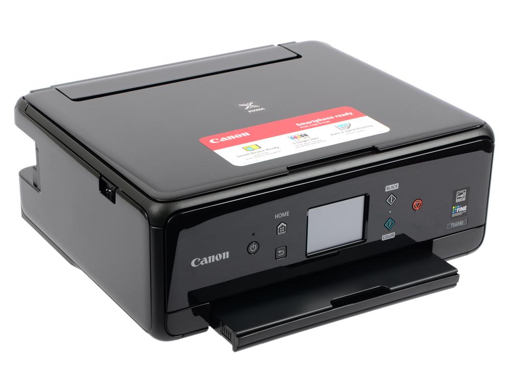 МФУ Canon PIXMA TS6140 black A4, 15 стр/мин, 100 листов + 20 листов, USB, WiFi цены онлайн