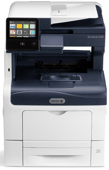 Картинка для МФУ Xerox VersaLink C405N цветное/лазерное A4, 35 стр/мин, 700 лист, Fax, USB, Ethernet, 2GB