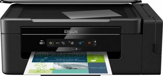 МФУ EPSON L3050 A4, 33 стр/мин, 100 листов, USB, WiFi мфу струйный epson l3050