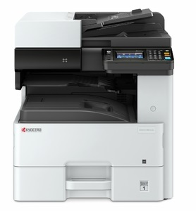 МФУ Kyocera ECOSYS M4125idn 1102P23NL0 монохромное/лазерное A3, 12 стр/мин, 600 листов, DADF, Fax, Ethernet, USB, 1GB RAM