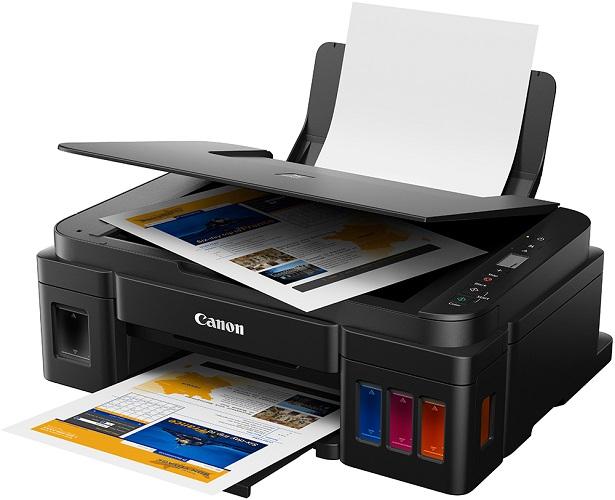 МФУ Canon PIXMA G2411 2313C025 цветное/струйное A4, 8,8/5 стр/мин, 100 листов, USB, СНПЧ мфу canon pixma mg2540s а4 8 4 стр мин 60 листов usb