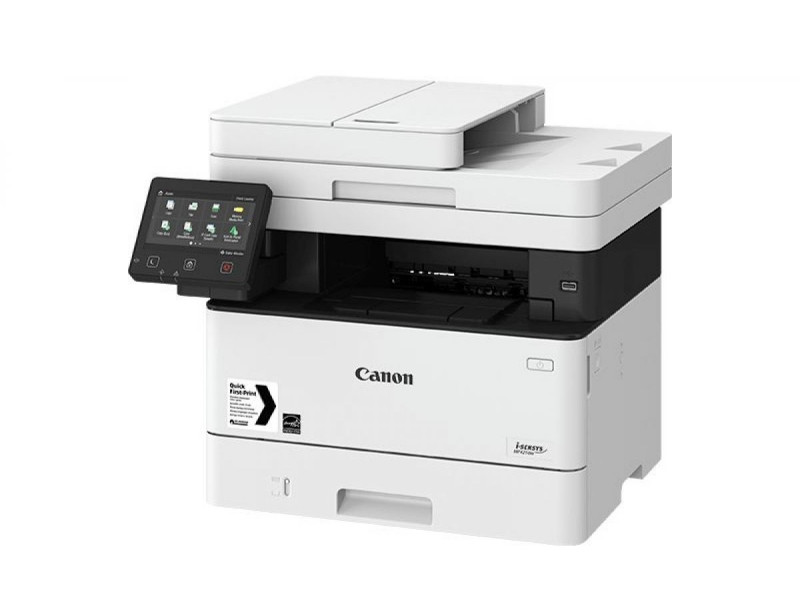 МФУ Canon I-SENSYS MF429x A4, 38 стр/мин, 250 листов, duplex, DADF, Fax, USB, Ethernet, WiFi, 1GB