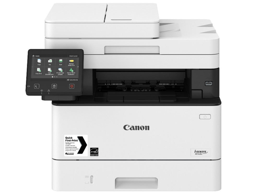 МФУ Canon I-SENSYS MF428x A4, 38 стр/мин, 250 листов, duplex, DADF, USB, Ethernet, WiFi, 1GB