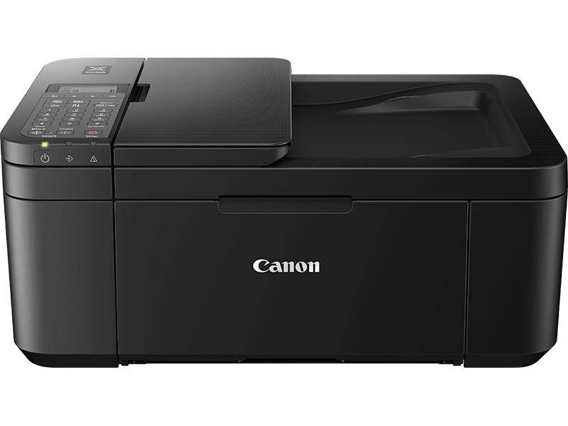 МФУ Canon PIXMA TR4540 цветное/струйное A4, 9/5 стр/мин, 100 листов, duplex, ADF, Fax, USB, Ethernet, WiFi мфу canon i sensys mf734cdw a4 27 стр мин 250 листов 50 листов fax usb ethernet wifi 1gb