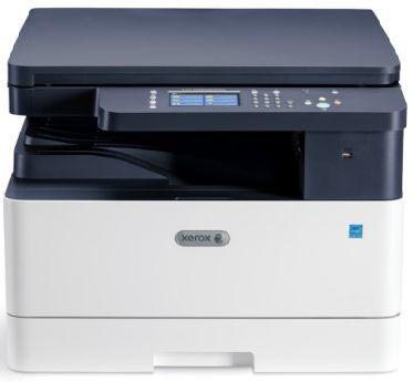 МФУ Xerox WorkCentre B1025DN монохромное/лазерное A3, 25 стр/мин, 350 листов, duplex, USB, Ethernet, 1.5GB мфу xerox workcentre wc5022dn a3 duplex net 5022v u 428418 лазерный белый синий