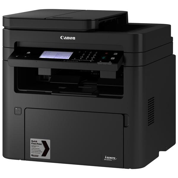 МФУ Canon i-SENSYS MF269dw (копир-принтер-сканер ADF, факс, LAN, Wi-Fi, A4) мфу принтер сканер копир canon pixma ts5040