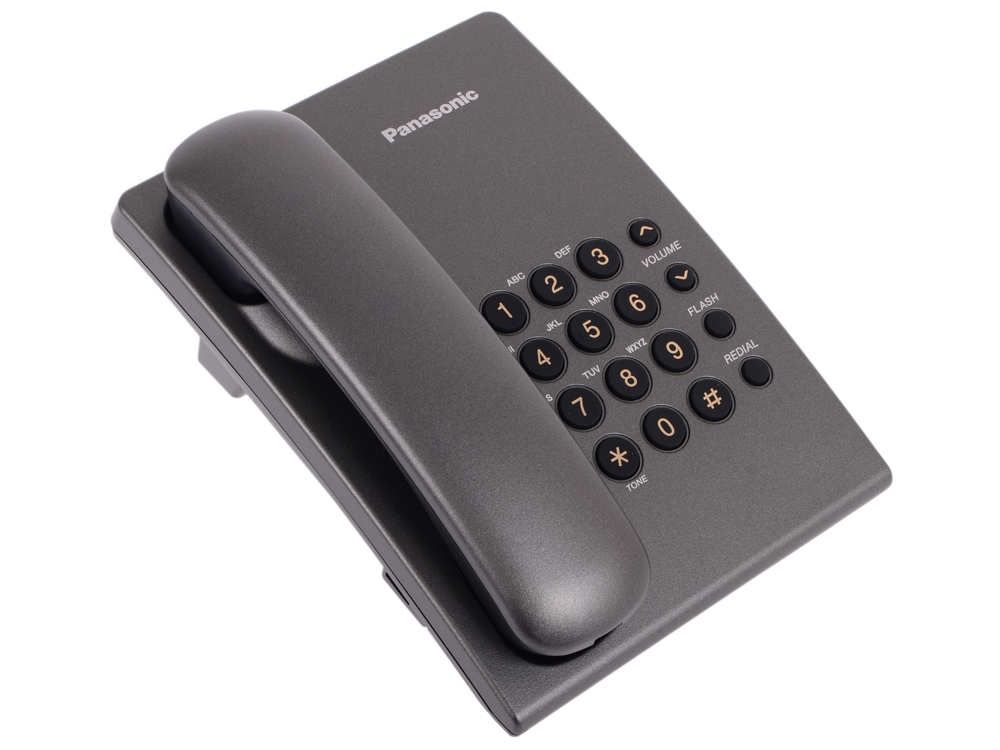 Телефон Panasonic KX-TS2350RUT (Flash)