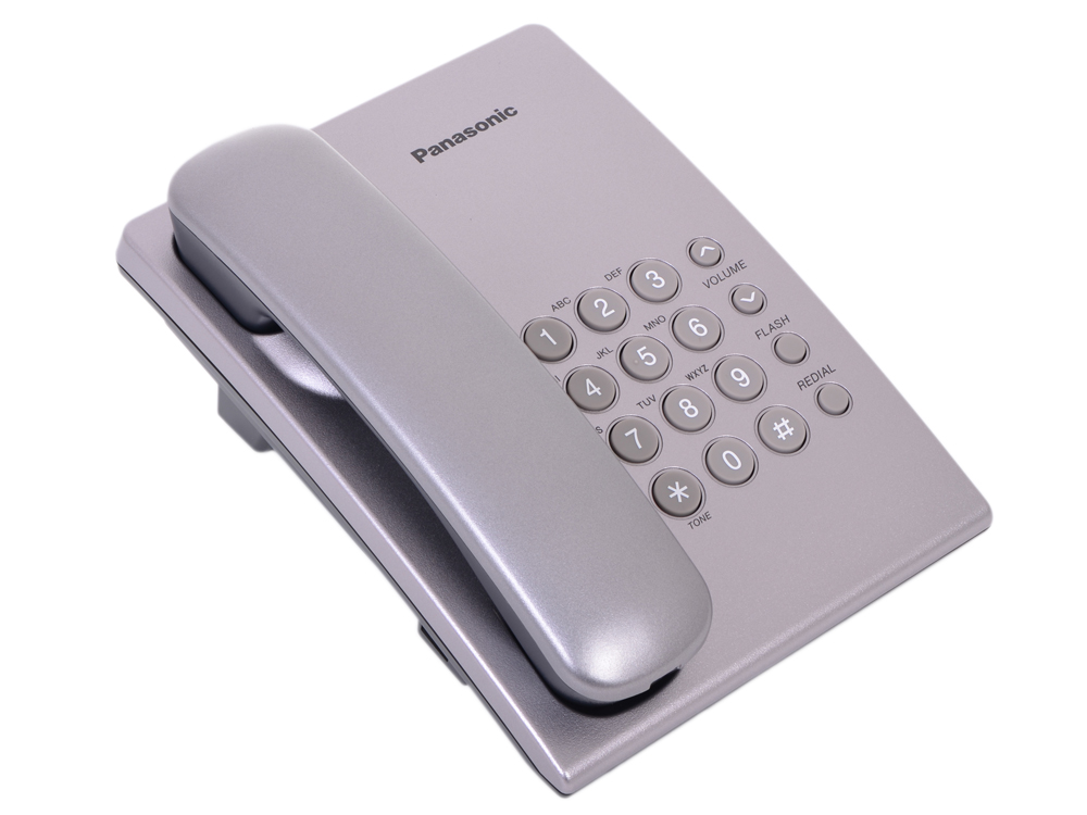 Телефон Panasonic KX-TS2350RUS Flash
