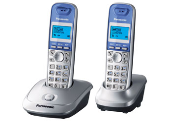 Телефон DECT Panasonic KX-TG2512RUS panasonic kx tg2512rus dect phone additional handset included eco mode time date display communication between handsets