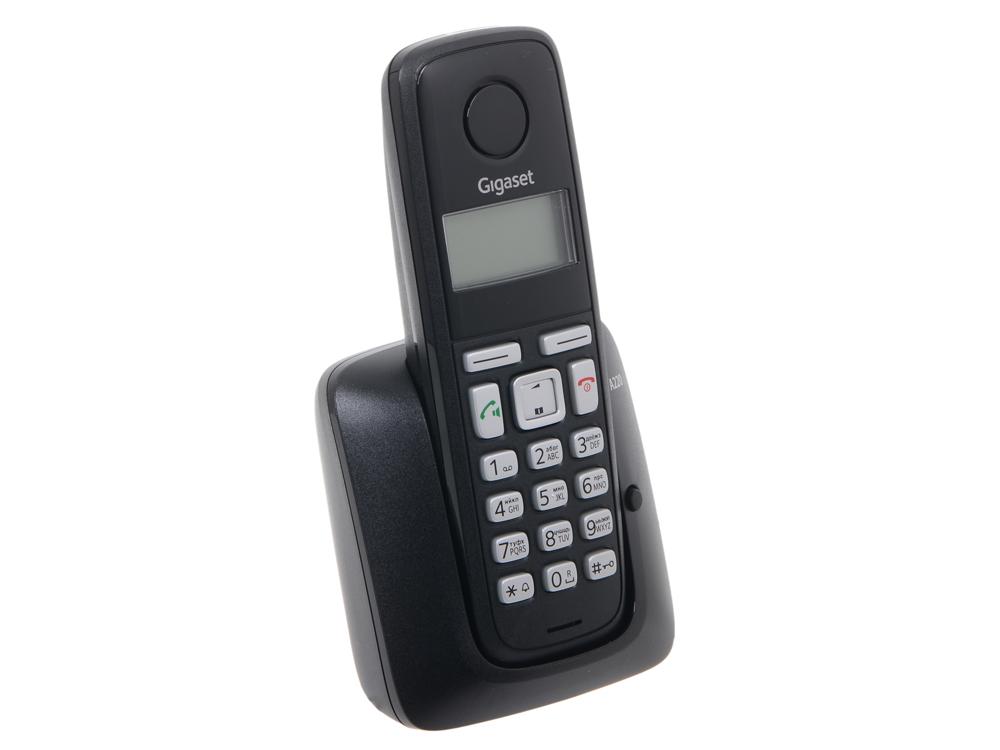 Телефон Gigaset А220 Black (DECT)