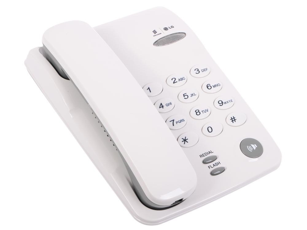 Телефон LG-ERICSSON GS-460F (Спикер) телефон lg ericsson gs 460f спикер