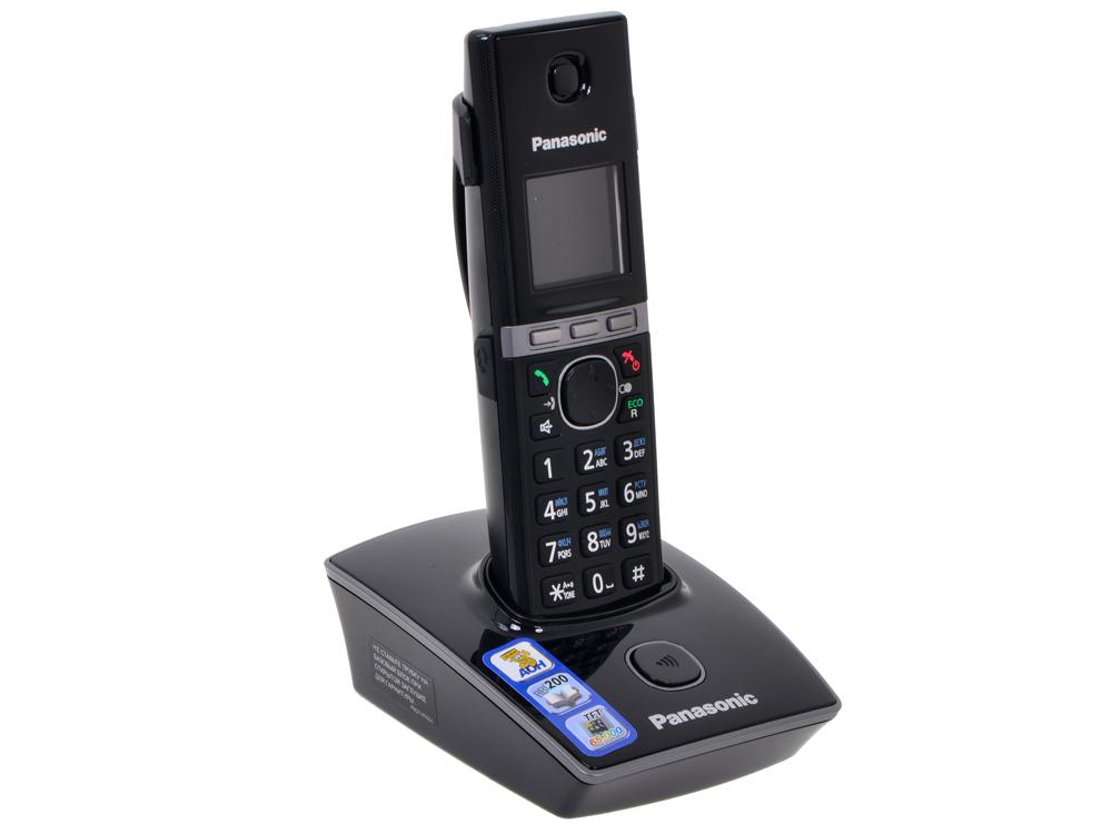 Телефон DECT Panasonic KX-TG8051RUB