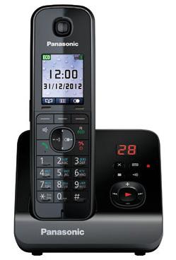 Телефон DECT Panasonic KX-TG8161RUВ автоответчик Функция радио-няня (доступна при наличии второй и более трубок)