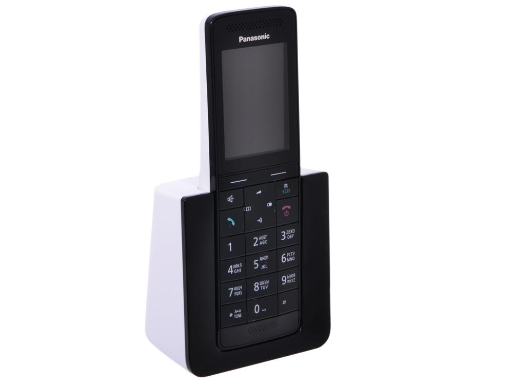 Картинка для Телефон DECT Panasonic KX-PRS110 W Функция радио-няня (доступна при наличии второй и более трубок)