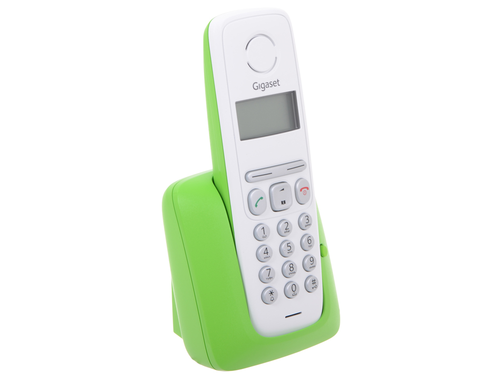 Телефон Gigaset А130 green