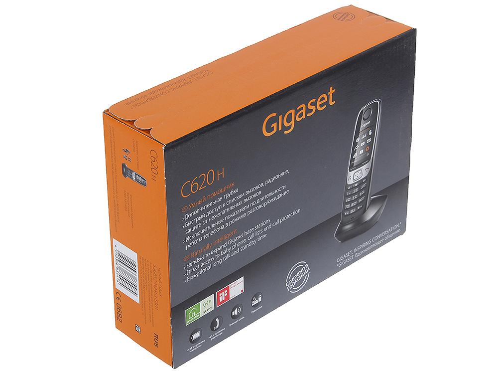 Дополнительная трубка Gigaset C620H дополнительная трубка gigaset a220h для a220