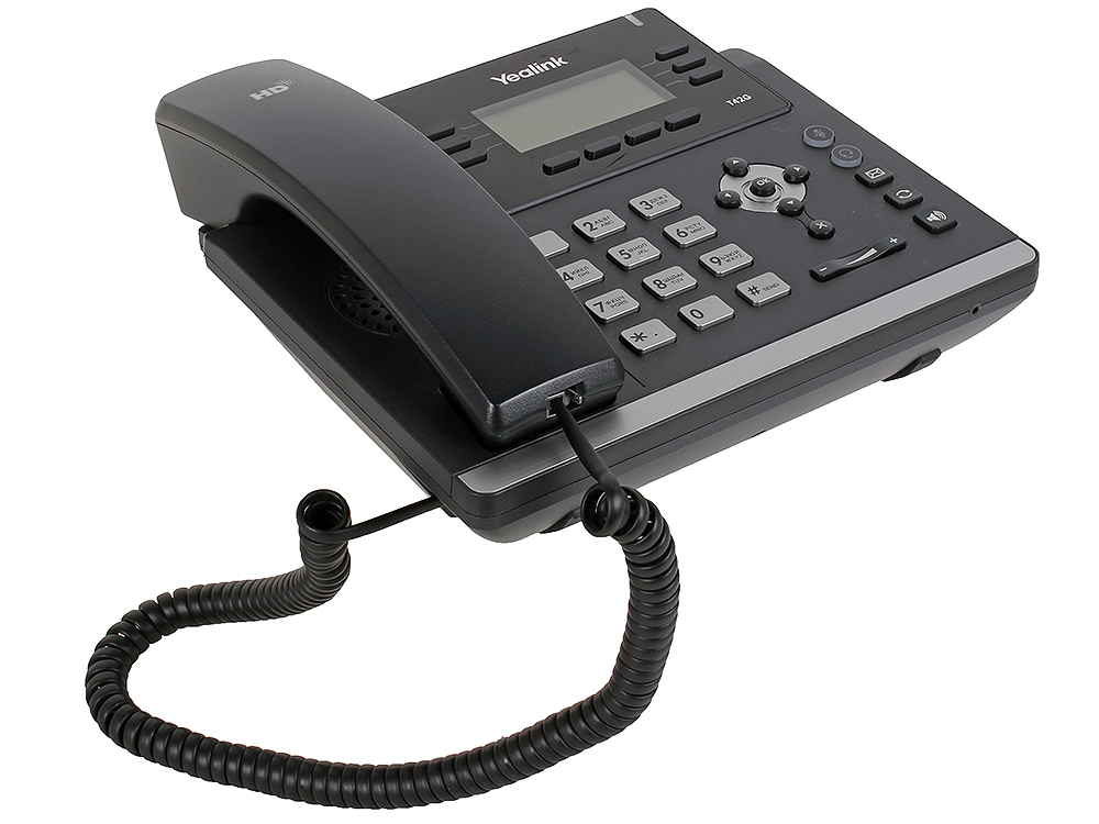 все цены на  Телефон VoIP Yealink SIP-T42G SIP-телефон, 3 линии, BLF, PoE, GigE, БЕЗ БП  онлайн