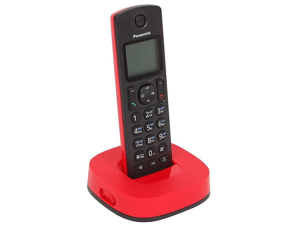 Телефон DECT Panasonic KX-TGC310RUR АОН, Caller ID 50, Эко-режим, Память 50, Black-List