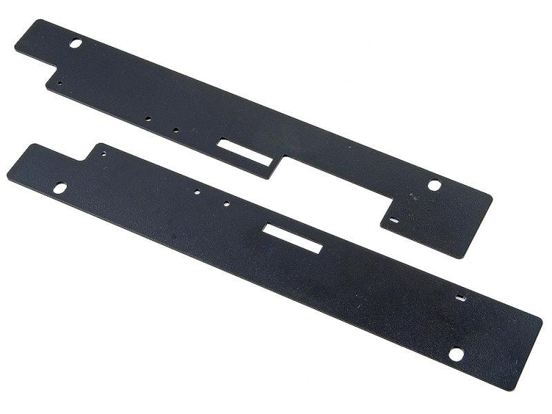 Комплект для установки в 19 стойку Panasonic KX-A242RU для KX-TDA200/600RU и KX-TDE200/600RU акс panasonic kx tda0290cj плата e1 для tda200