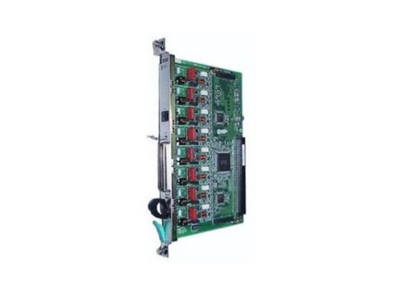 Panasonic KX-TDA6178XJ (плата на 24 внутренних аналоговых линий для TDA600) атс panasonic kx tem824ru аналоговая 6 внешних и 16 внутренних линий предельная ёмкость 8 внешних