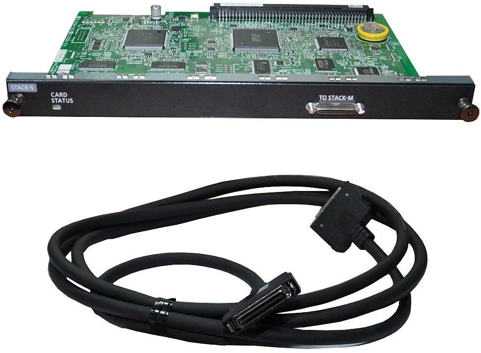 Плата стековая Panasonic KX-NS0131X для установки в NCP плата расширения для атс panasonic kx ns5170x gray