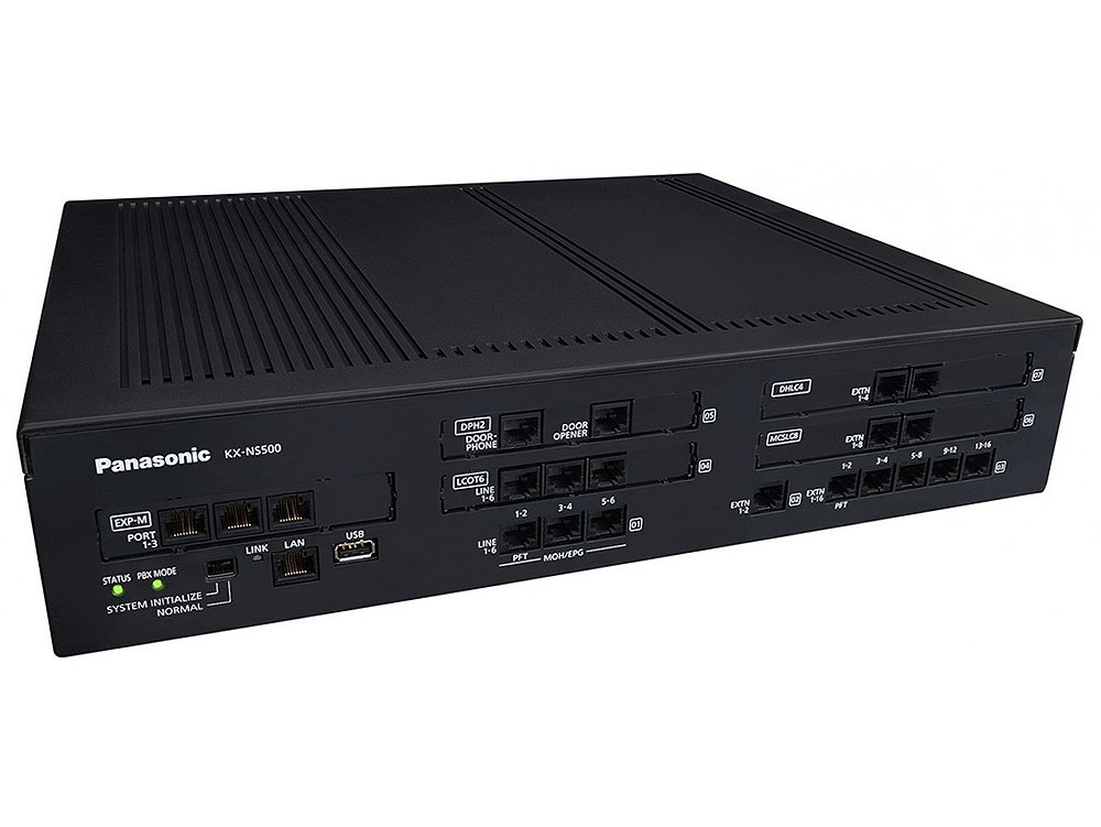 Картинка для Блок расширения Panasonic KX-NS520RU