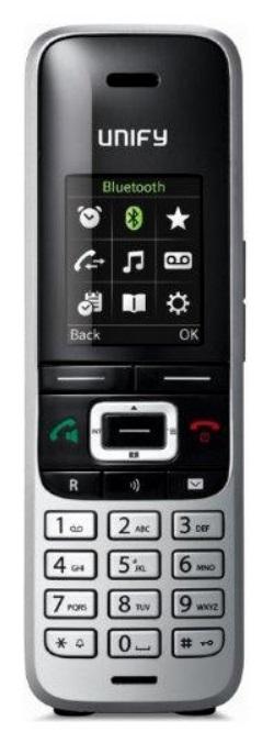 Дополнительная трубка Unify OpenScape DECT Phone S5 L30250-F600-C500 телефон ip unify openscape 55g черный l30250 f600 c290