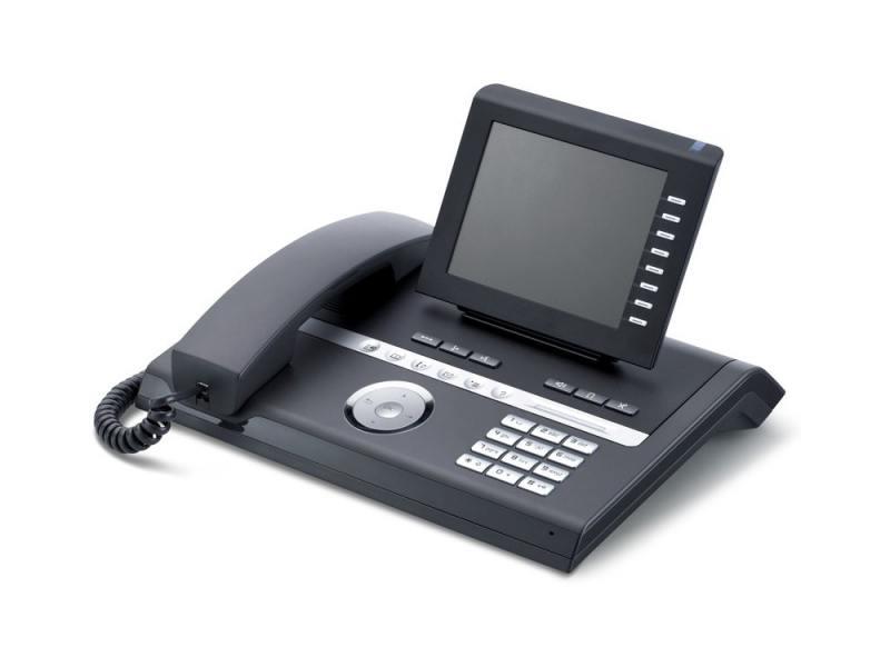 Телефон IP Unify OpenStage 40 черный L30250-F600-C247 ip телефон siemens openstage 40 ice blue l30250 f600 c108