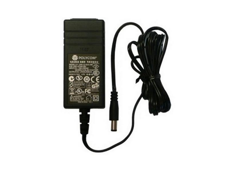 Блок питания Polycom 2200-43240-122 для IP телефонов SoundStation IP 5000 блок питания amtok i 12 5000